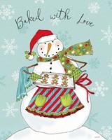 Baked with Love V Fine-Art Print