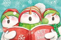 Let it Snow IV Fine-Art Print