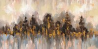 Blushing Forest III Fine-Art Print