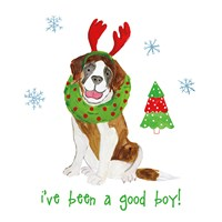 Christmas Critters II Fine-Art Print