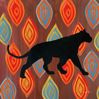 African Animal II Framed Print