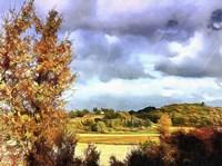 Autumn Life in Tuscany copy Fine-Art Print