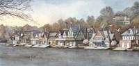Boathouse Row 7 Fine-Art Print