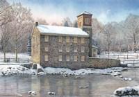 Brecks Mill Fine-Art Print