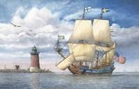 Kalmar Nycle Under Sail Fine-Art Print