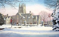 Saint Josephs University 3 Fine-Art Print
