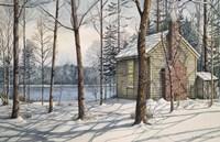On Walden Pond Fine-Art Print