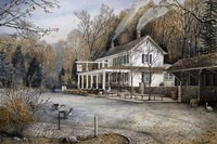 Valley Green Inn II Fine-Art Print