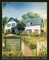 Anne of Green Gables House Fine-Art Print
