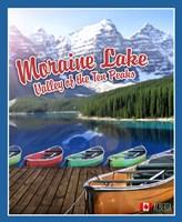 Moraine Lake Fine-Art Print