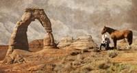 Cowboy Arch Fine-Art Print