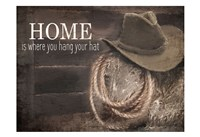 Hang Your Hat Fine-Art Print