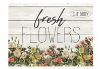 Fresh Flowers Fine-Art Print