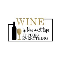 Just Wine 4 Fine-Art Print