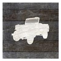 Military Vehicle 3 Fine-Art Print