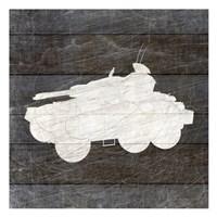 Military Vehicle 4 Fine-Art Print