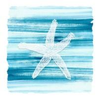 Coastal Brushstroke 4 Fine-Art Print