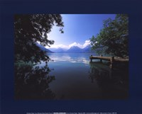Lac D'annecy Fine-Art Print