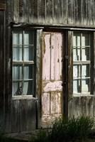 Colorado Cabin Door Fine-Art Print