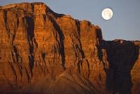 Vermillion Cliffs National Monument Moon Fine-Art Print