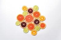 Sunny Citrus I Fine-Art Print