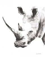 Rhino Gray Crop Fine-Art Print