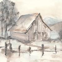 Barn VII Fine-Art Print