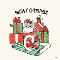 Santa Paws IV Fine-Art Print