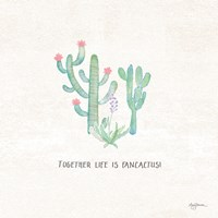 Bohemian Cactus VIII Fine-Art Print