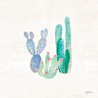 Bohemian Cactus II Fine-Art Print