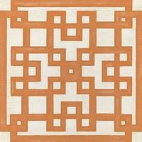 Maze Motif I Fine-Art Print