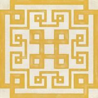 Maze Motif II Fine-Art Print