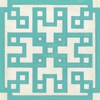 Maze Motif III Fine-Art Print