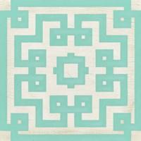 Maze Motif IV Fine-Art Print