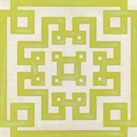 Maze Motif VI Fine-Art Print