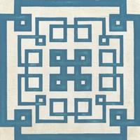 Maze Motif VIII Fine-Art Print