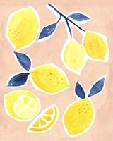 Lemon Love I Fine-Art Print