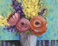 Early Summer Blooms I Fine-Art Print