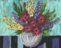 Early Summer Blooms II Fine-Art Print