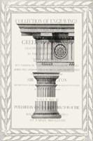 Column Overlay I Fine-Art Print