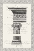 Column Overlay II Fine-Art Print