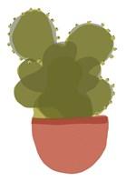 Mod Cactus II Fine-Art Print