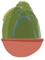 Mod Cactus III Fine-Art Print
