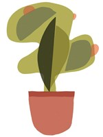 Mod Cactus V Fine-Art Print