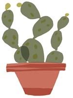 Mod Cactus VII Fine-Art Print