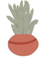 Mod Cactus VIII Fine-Art Print