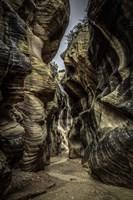 Slot Canyon Utah 8 Fine-Art Print