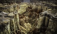 Red Canyon Lands 3 Fine-Art Print