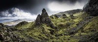 Old Man Of Storr Panorama Fine-Art Print