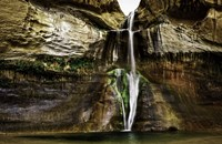 Calf Creek Falls Fine-Art Print